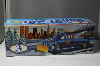 1996 Sunoco Tow Truck 3rd in Series with Snow Plow