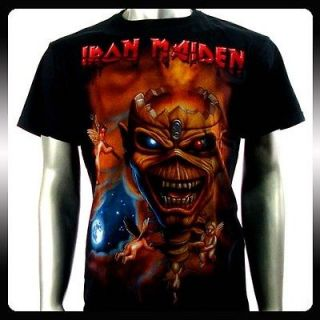 iron maiden shirt in Clothing, Shoes & Accessories