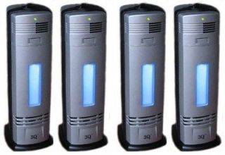 FOUR NEW IONIC AIR PURIFIER PRO FRESH CLEANER IONIZER UV, FREE SHIP