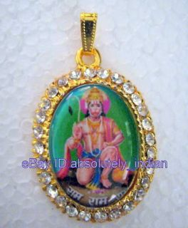bajarangbali indian traditional hindu religious pendant from india