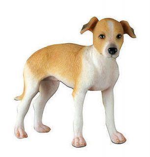 Italian Greyhound Puppy Dog With Paw Prints White T Shirt   $9.95