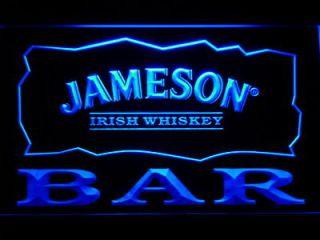 Newly listed 696 b BAR Jameson Irish Whiskey Neon Light Sign