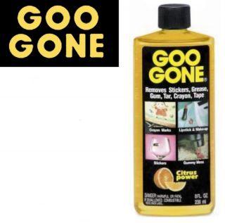 GooGone 8oz   The UKs Number 1 Goo Gone Cleaner Stockist