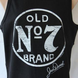 jack daniels tank top in Womens Clothing