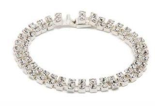 diamond tennis bracelet in Bracelets