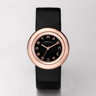 marc by marc jacobs gold tone watch