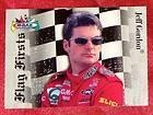 Jeff Gordon 1997 Maxx NASCAR Racing Flag Firsts Insert Card #FF24