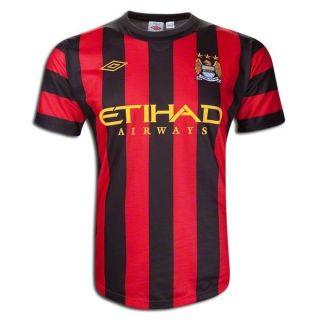 Manchester City Away Soccer Jersey
