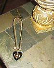 Juicy Couture NECKLACE MUSIC 5 CHARMS MICROPHONE GUITAR