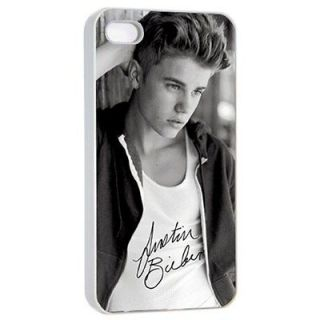 iphone 4 case justin bieber in Cases, Covers & Skins