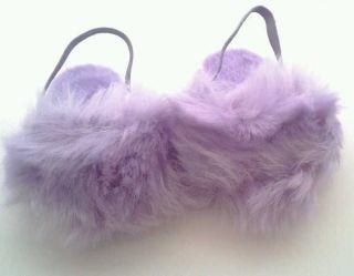 Purple Slippers 4 American Girl Dolls Just Like You Me Kit McKenna