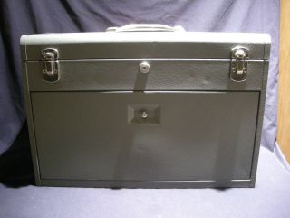 KENNEDY # 520 machinist tool box NICE