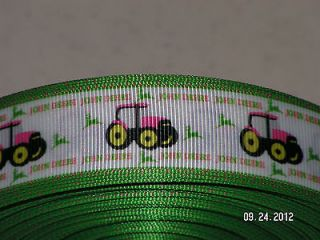 john deere ribbon in Ribbon & Bows