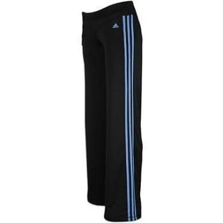 ADIDAS WOMENS C ENERGY CLIMACOOL 3 STRIPE WORKOUT GYM TRACKSUIT PANTS