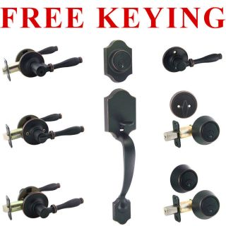 front door knobs in Doors & Door Hardware