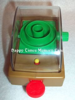2011 BURGER KING KIDS TOY   CARNIVAL TIME   SKI BALL FLIPPER GAME