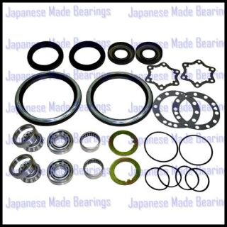 Nissan Patrol MQ MK 4x4 Swivel Hub King Pin Repair Kit