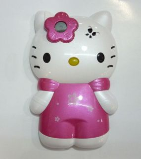 Unlocked hello kitty Quad Band Touch screen TV Dual sim Lady cell