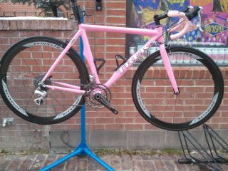 Trek Madone Project One Pink Dura Ace Chris King Bontrager Reynolds