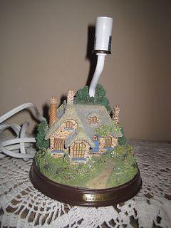 thomas kinkade table lamps in Lamps, Lighting