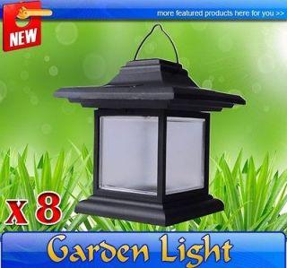 Outdoor Spotlight Hanging Solar LED Garden light for pond landscape