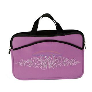 Netbook Sleeve Case Bag Cover Pouch for 14.1 Laptop with Handle