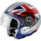 AV LONDON UK UNION JACK COUNTRY OPEN FACE MOTORCYCLE SCOOTER HELMET