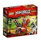 Lego Ninjago Custom Green GIRL Ninja Set 2258 Ninja Ambush