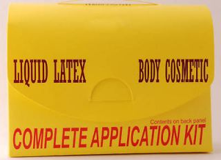 Custom Liquid Latex Application Kit from Maximum Impact