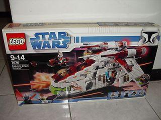 Lego 7676 Star Wars Republic Attack Gunship, SEALED
