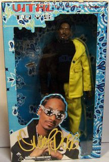 SNOOP DOGG SNOOPAFLY DOLL VITAL TOYS 12 LIMITED SOLD OUT EDITION