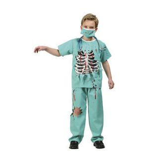 Scary E.R. Doctor Kids Doctor Costume