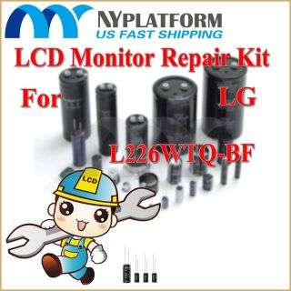 MONITOR REPAIR KIT FOR LG L226WTQ BF