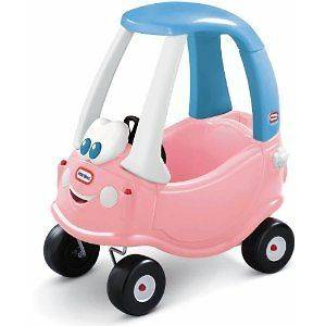 Little Tikes Princess Cozy Coupe Riding Car Baby Toy Child 614798 Pink