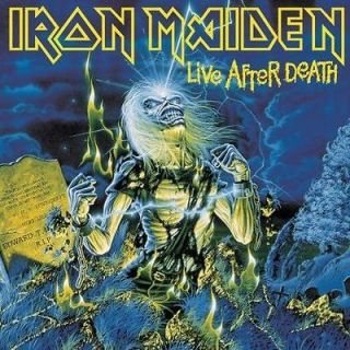 IRON MAIDEN   LIVE AFTER DEATH   NEW CD BOXSET