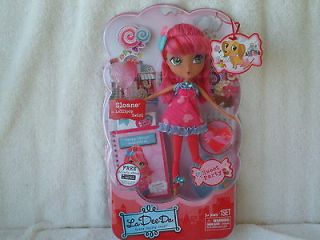 SLOANE AS LOLLIPOP SWIRL IN SWEET PARTY Series 6 Doll w/ Stickers NIP