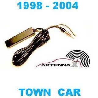 Hidden Antenna Kit   1998 thru 2004 Lincoln Town Car