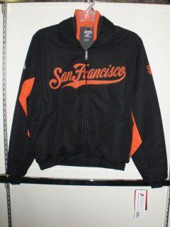 MAJESTIC MLB AUTHENTIC San Francisco Giants Premiere Dugout Jacket