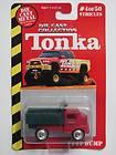 MAISTO TONKA #04 OF 50 DIE CAST METAL 1949 DUMP TRUCK GREEN/RED