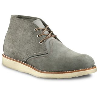 Mens Red Wing Chukka Casual Boots Sage Mohave *New In Box*