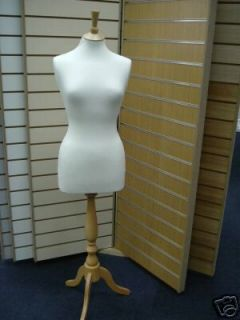 Female Dressmakers Dummy Tailors Display Mannequin Bust