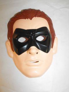 BATMANS ROBIN MASK PVC HALLOWEEN CARTOON Costume Accessory NIGHTWING