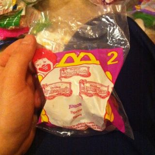 New McDonalds Collectible Happy Meal Toy Disney 1997 Jungle Book