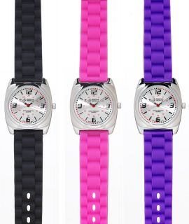 Prestige Medical Nurse GEL Braided Watch * 3 Colors To Choose From