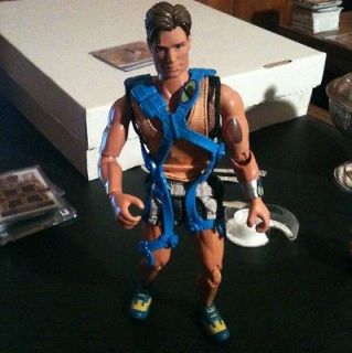 1998 Max Steel Mattel Action Figures 12 Inch Toy Loose Doll