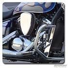 Yamaha Road Star 1700 Baron Big Air Kit Chrome Smooth