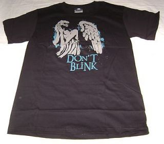 DOCTOR WHO WEEPING ANGEL STATUE T SHIRT MENS 2XL XXL 2X NEW DONT