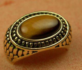 mens roman gold rings