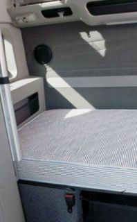 Semi Truck Sleeper Cab Bed RV Bunk Luxury Mattress / 6.5 Thick