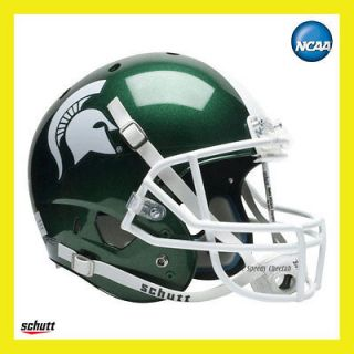 MICHIGAN STATE SPARTANS OFFICIAL FULL SIZE XP REPLICA FOOTBALL HELMET